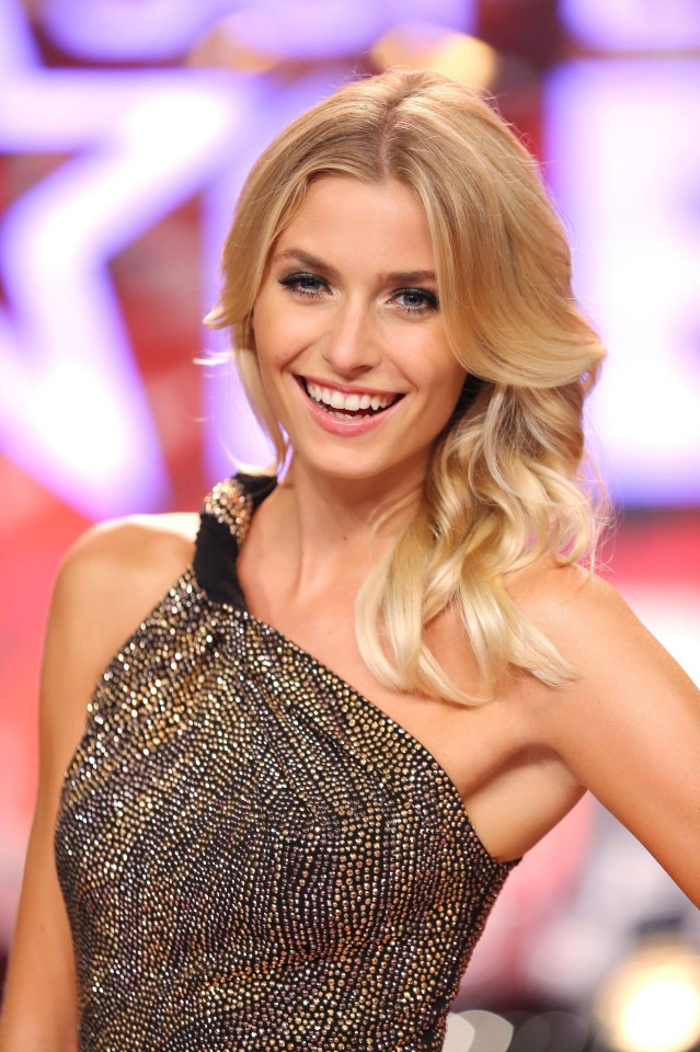 Found! Lena Gercke - Find Her Name