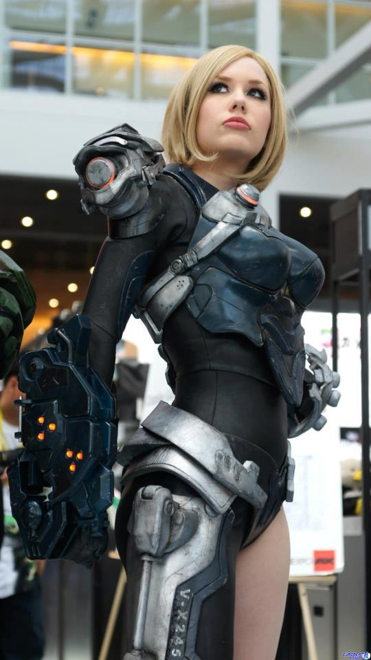 Fallout 4 female cosplay