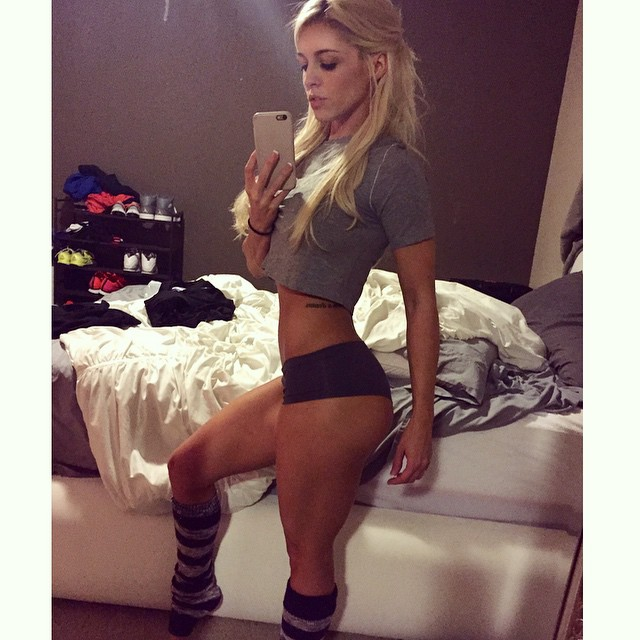 Nikki Blackketter naked