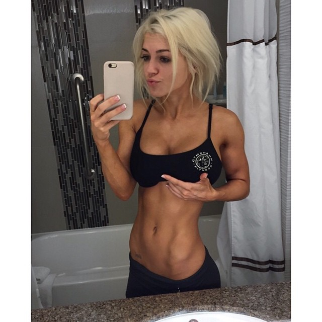 Nikki Blackketter tattoo