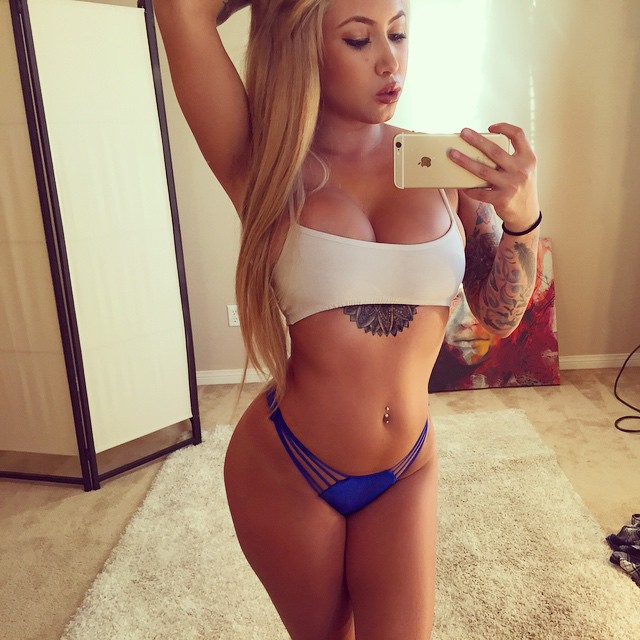 Amber Mcculley selfie
