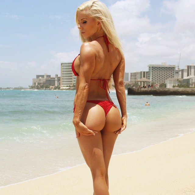 Heidi Somers ass