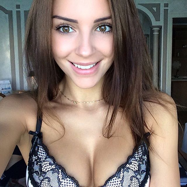 Galina Dub busty model