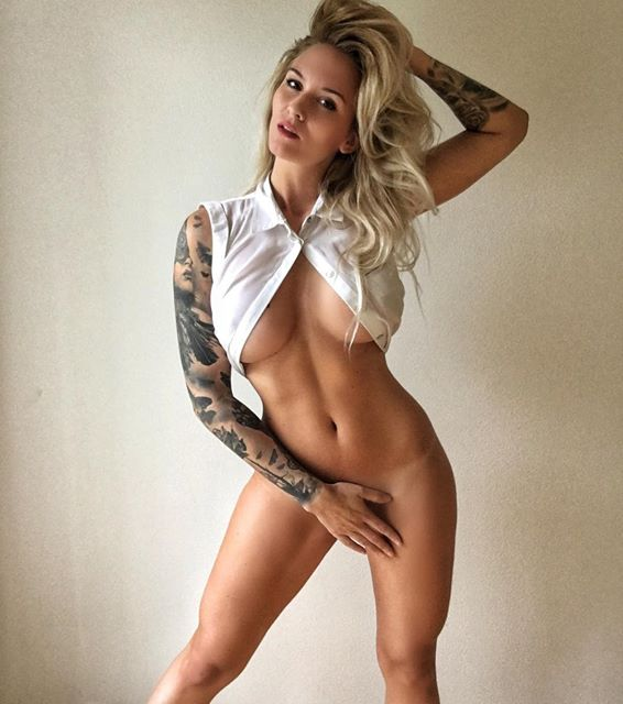 Natasha Thomsen nude photos
