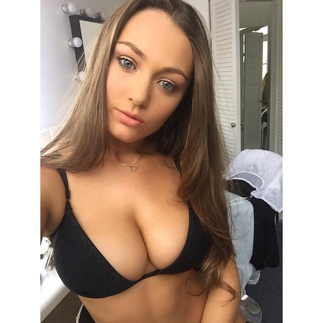 Courtney Knox busty brunette