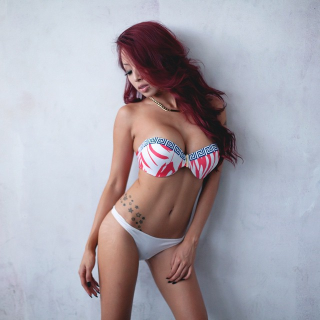 Jenn Q hot photos
