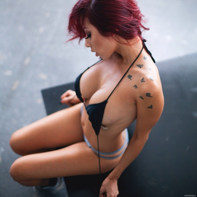 Jenn Q hot video