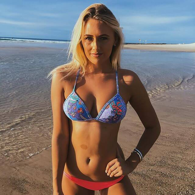Ellie-Jean Coffey surfer hot