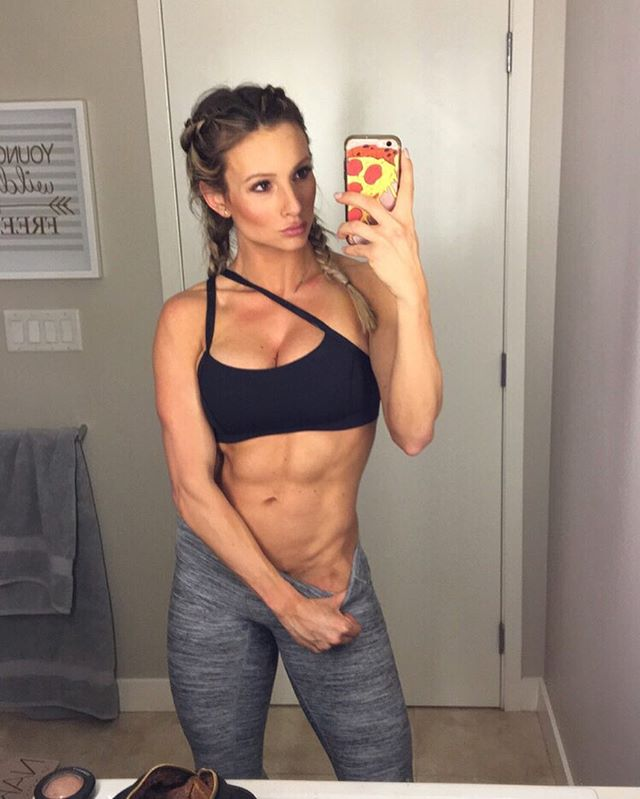 Paige Hathaway hot