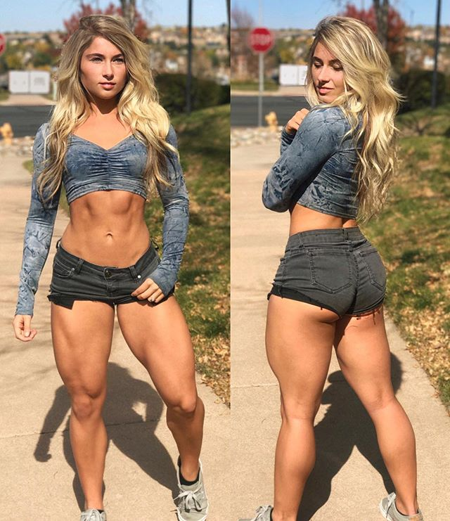 Carriejune Anne Bowlby fitness