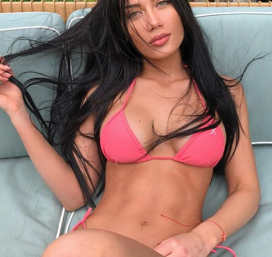 Georgina Mazzeo naked